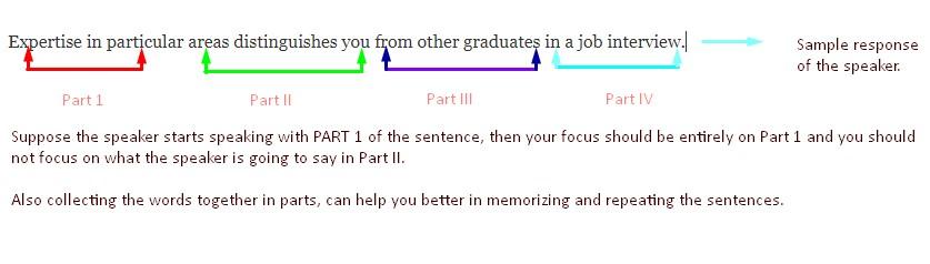 pte repeat sentences pte mock test