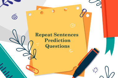 re- tell lecture prediction questions, re-tell lecture practice, PTE Practice Test