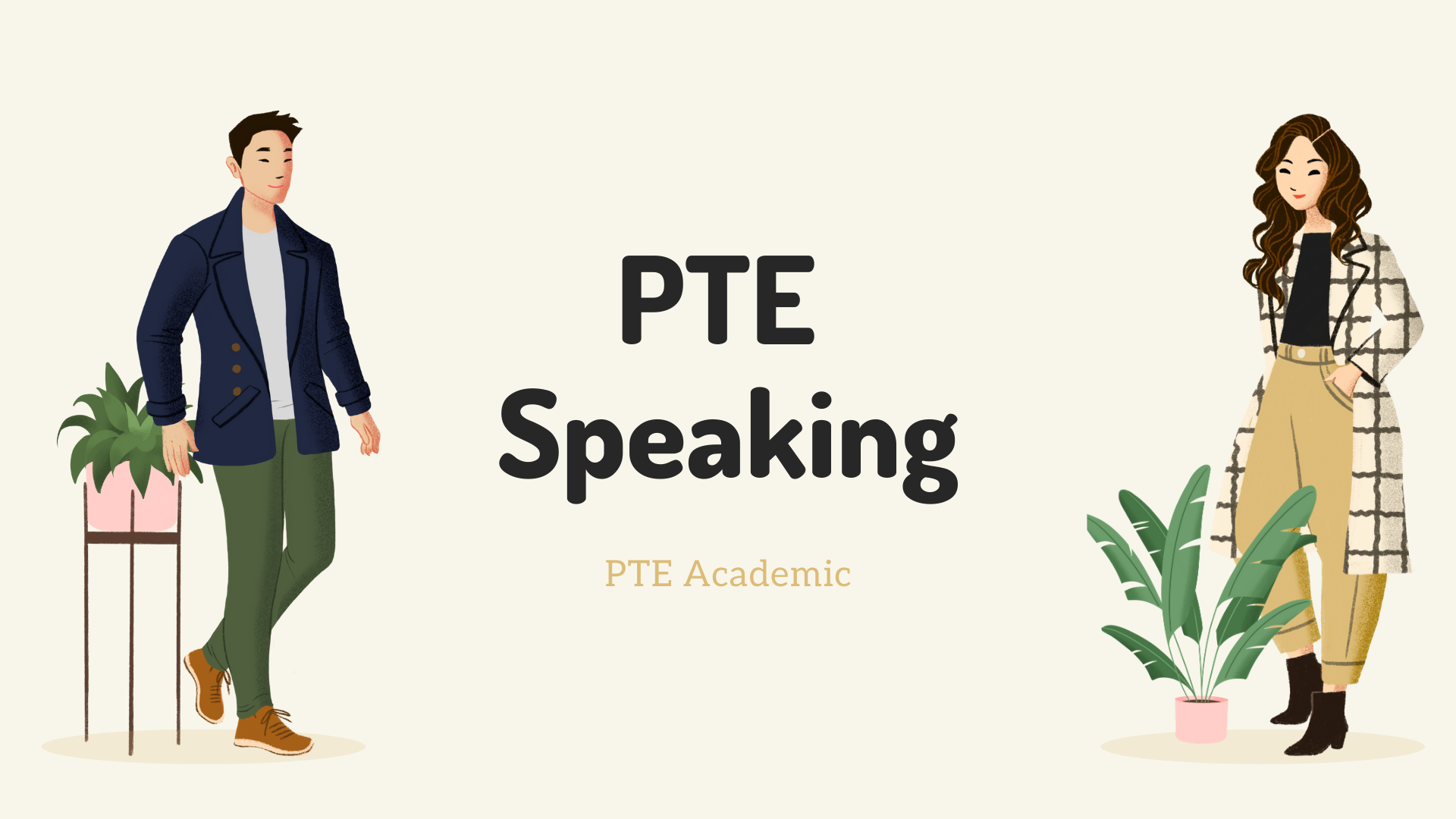 PTE Speaking Section Task Types